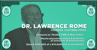 Dr. Larry Rome on The Most Expensivest
